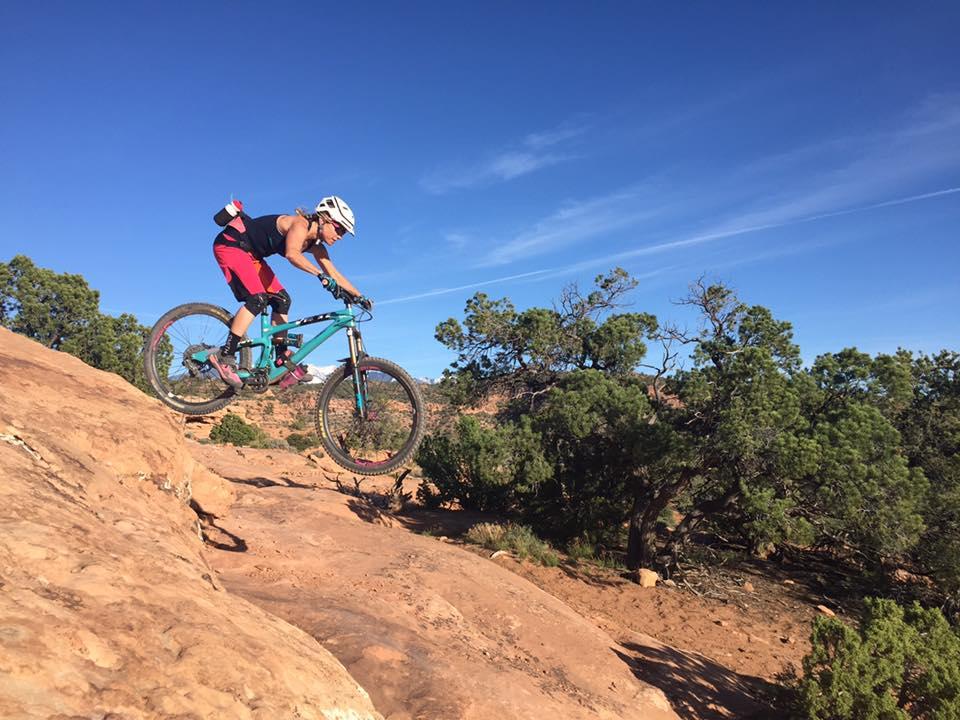 ladyshred getrowdie colorowdies colorado mountain biking mtb enduro liz cunningham